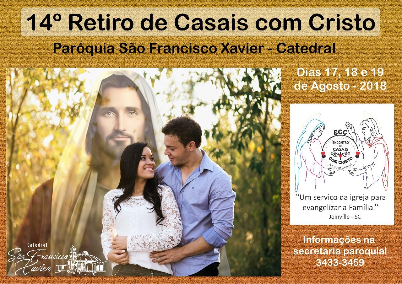 Retiro para Casais com Cristo