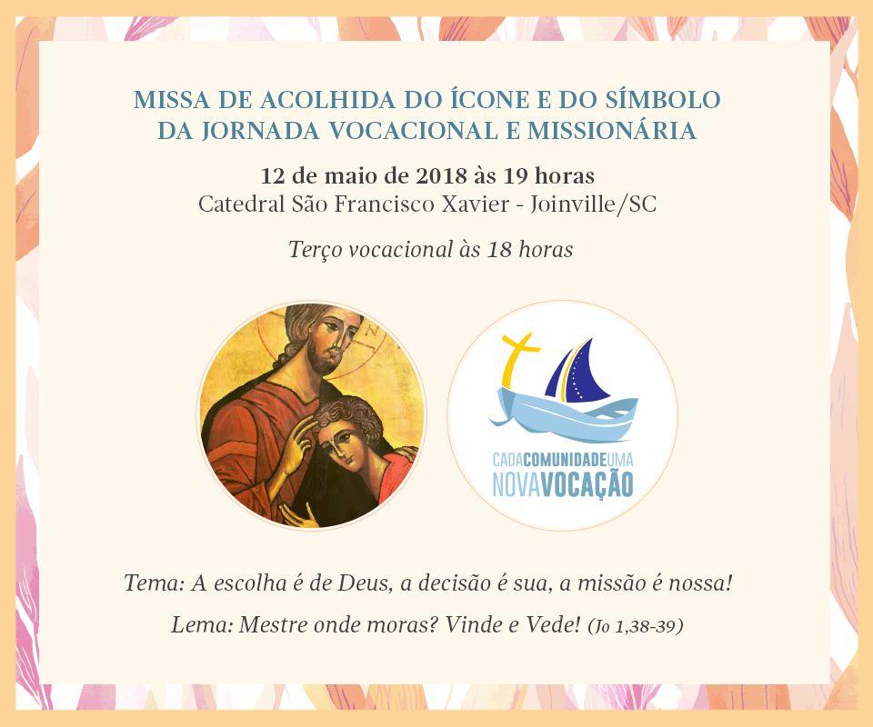 Jornada Vocacional e Missionária
