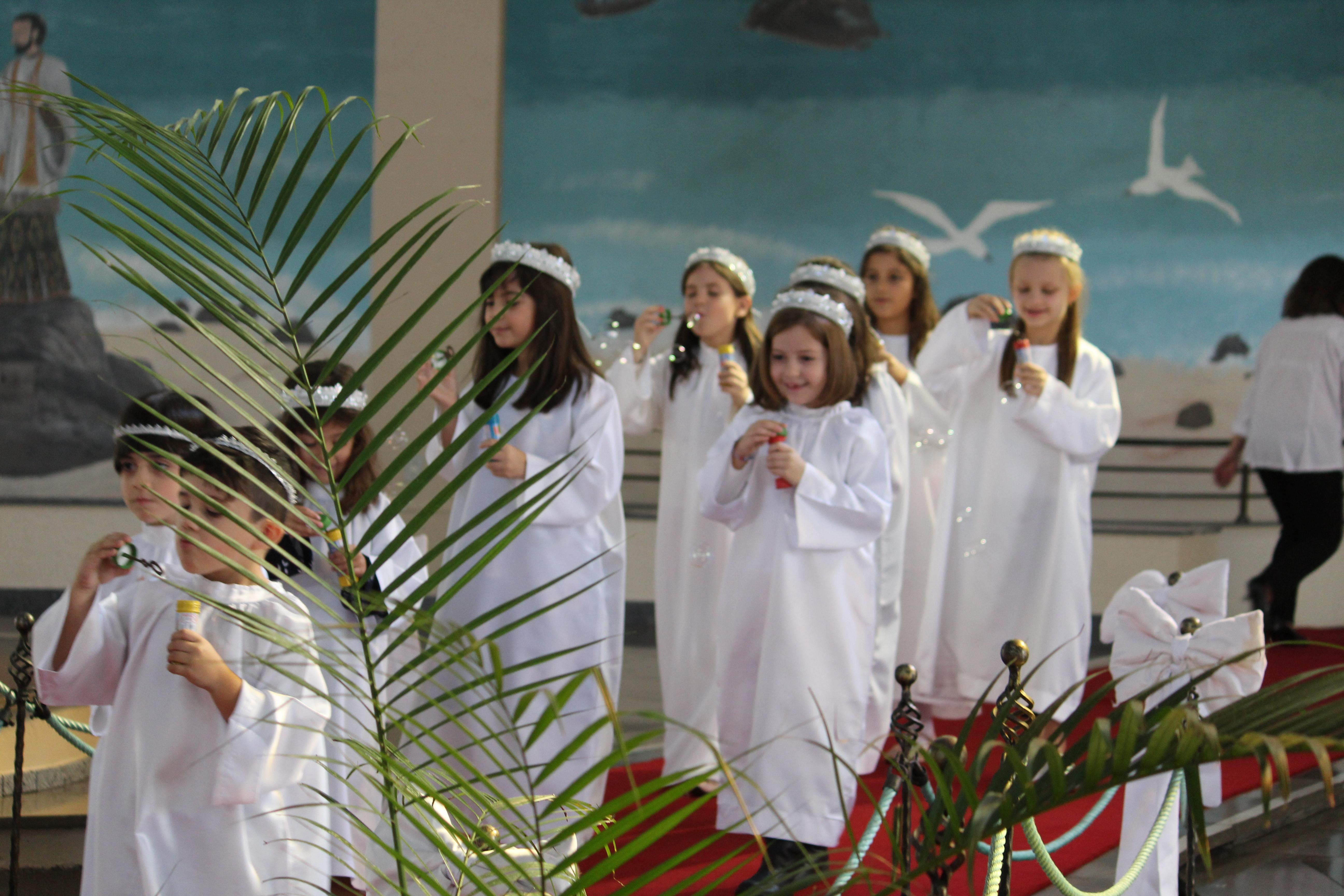 Missa de Abertura das Catequeses