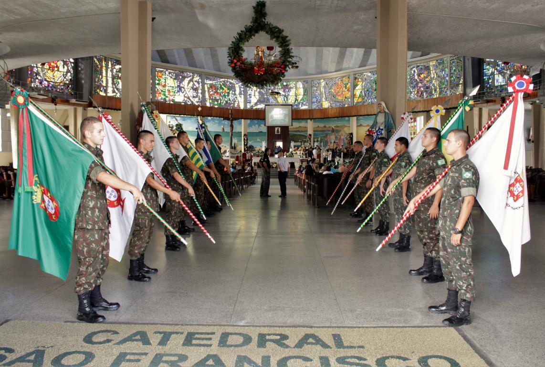 Missa de Ação de Graças do Batalhão de Joinville