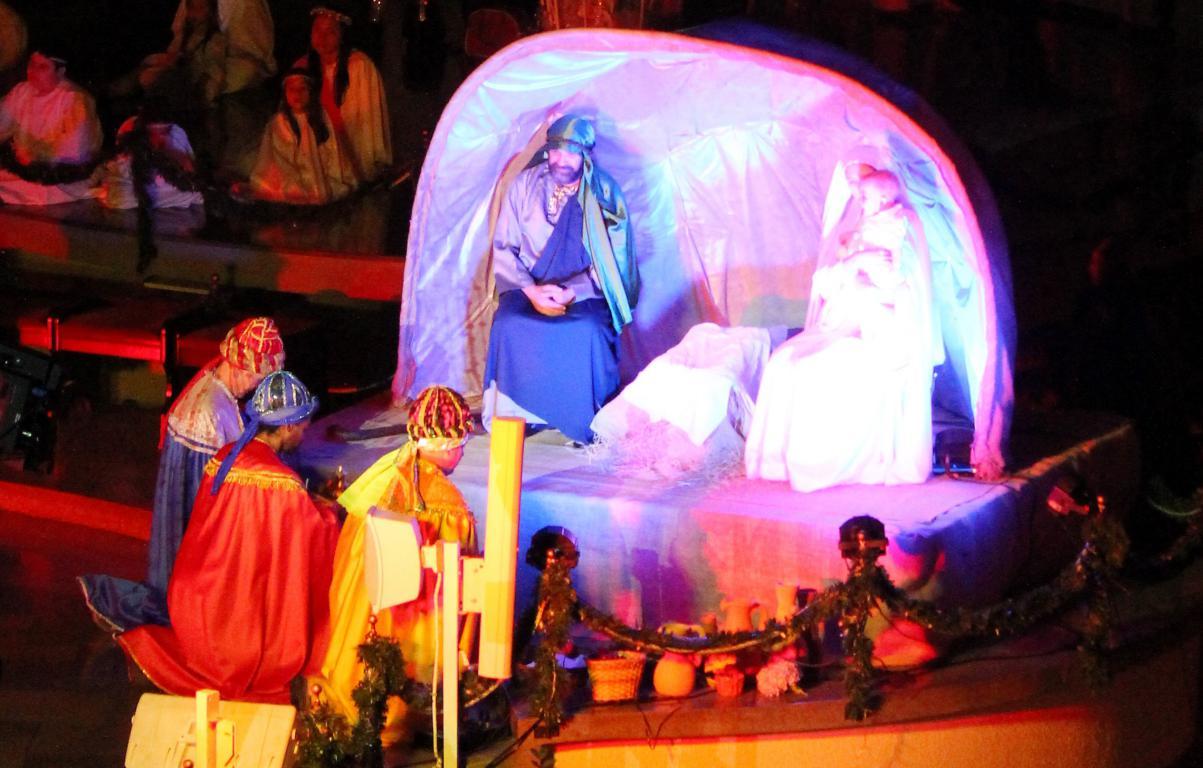 Missa de Natal com ORATÓRIO