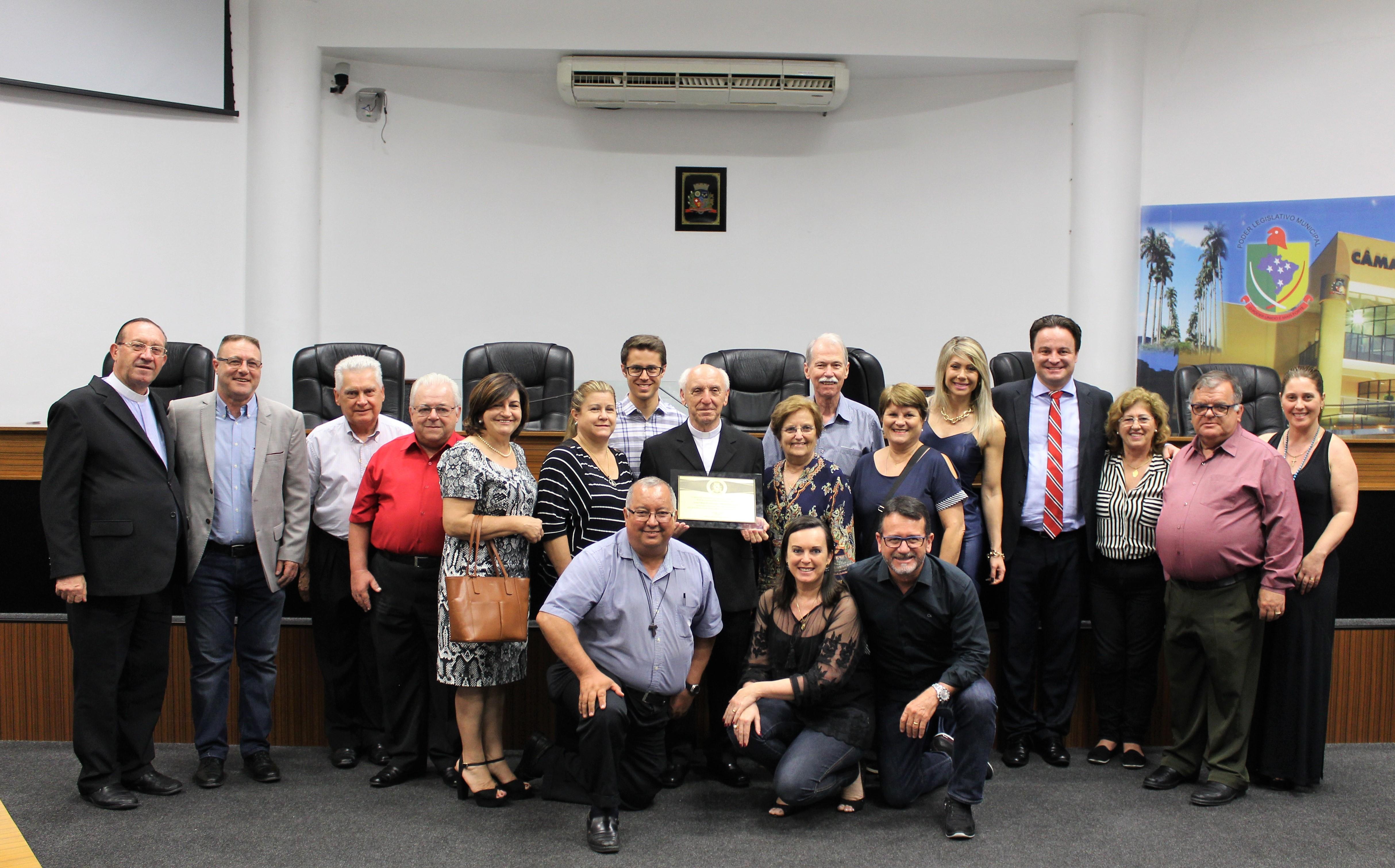 Sessão Especial Câmara de Vereadores
