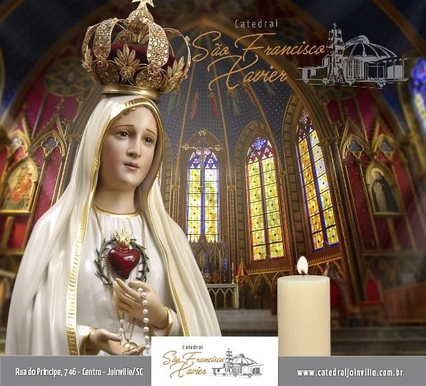 Consagração à Nossa Senhora de Fátima