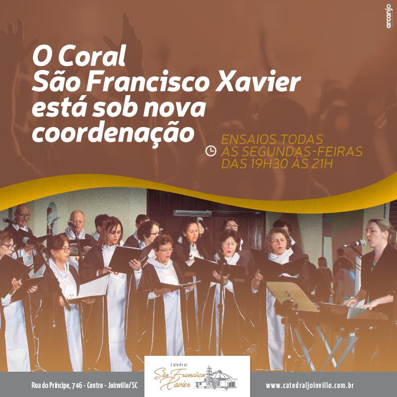 Coral São Francisco Xavier