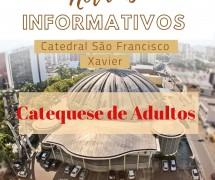 CATEQUESE DE ADULTOS